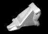 Кронштейн крепления двигателя задний A11-1001411 (Amulet)